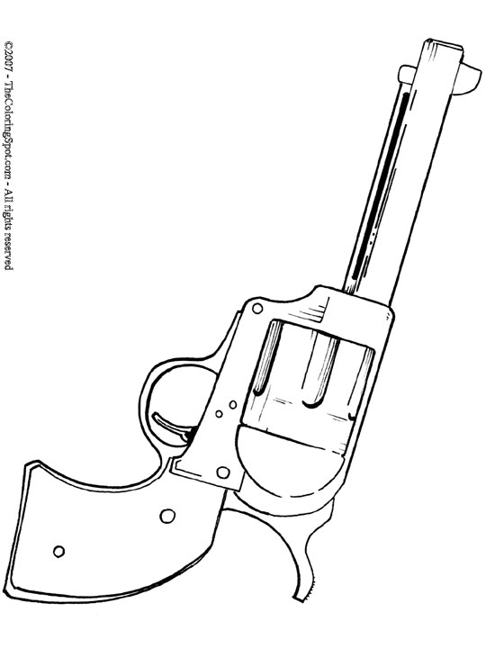 six-shooter-gun