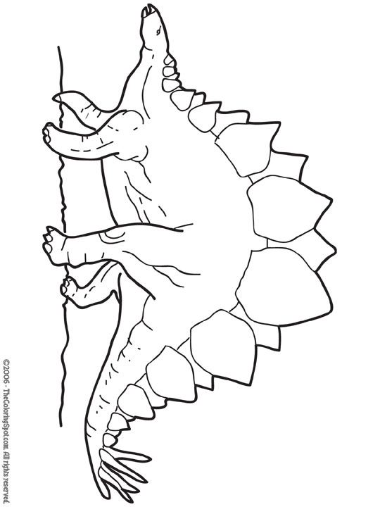 - Stegosaurus Coloring Page Audio Stories For Kids Free Coloring Pages  Colouring Printables