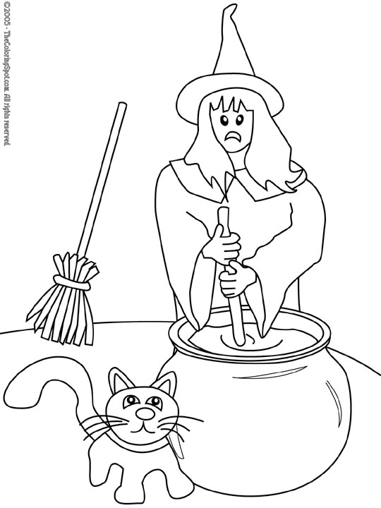 witch-and-black-cat