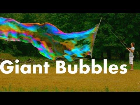Bubble Magic for Kids!