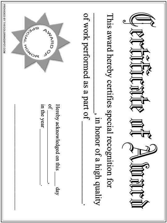 certificate-of-award