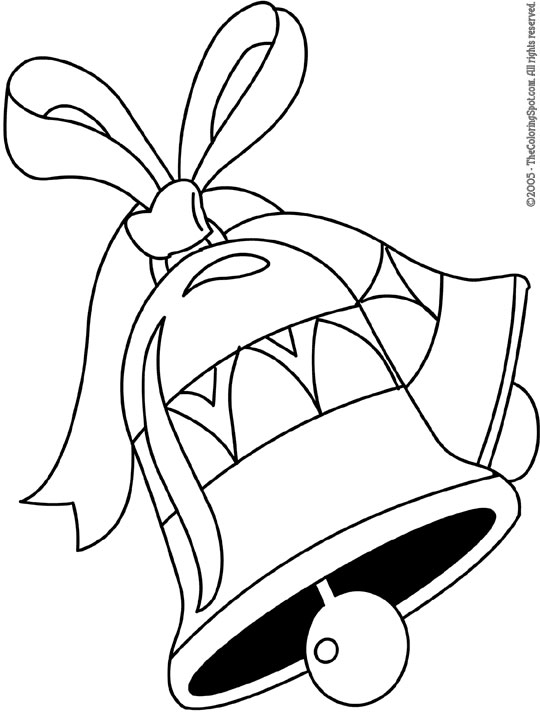 Christmas Bells 2 Audio Stories For Kids Free Coloring Pages