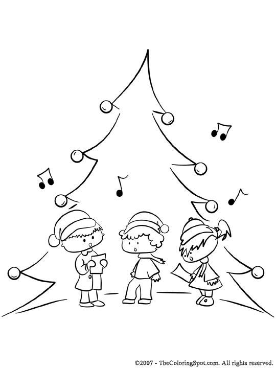 christmas-carolers