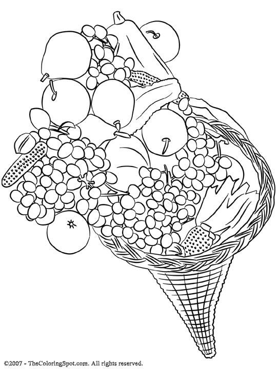 cornucopia-horn-of-plenty