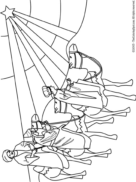 Traveling Kid Coloring Page | crayola.com | 720x540